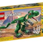 LEGO Creator Mighty Dinosaurs Set Only $11.99! Best Price!