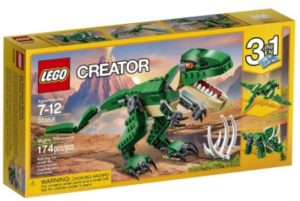 LEGO Creator Mighty Dinosaurs Set Only $11.99!