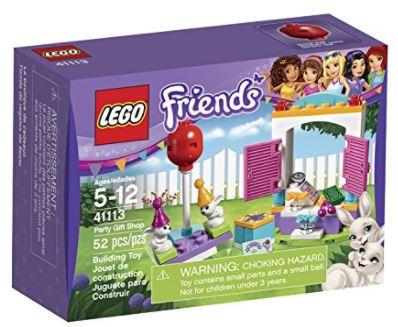 LEGO Friends Party Gift Shop Set