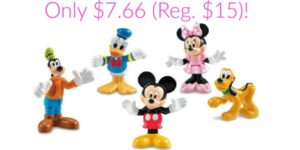 Mickey Mouse Clubhouse Pals Set Only $7.66 (Reg. $15)!