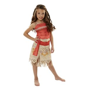 Moana Girls Adventure Outfit Only $9.99! Perfect Halloween Costume!