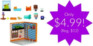 My Mini MixieQ's Pet Shop Mini Room Only $4.99!