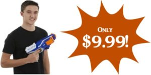 Nerf N-Strike Elite Disruptor Only $9.99!