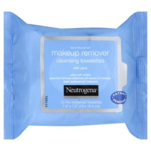 Target: Neutrogena Makeup Remover Wipes Only $1.99!