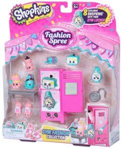 Shopkins Fashion Gym Fashion Collection Only $6.27 (Reg $15)!