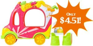 Shopkins Shoppies Juice Truck Only $4.51!
