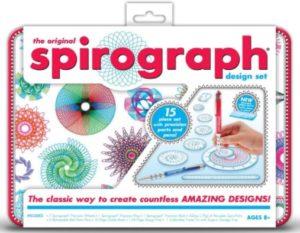 Spirograph Design Tin Set Only $11.73!