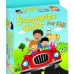 Travel Scavenger Hunt Card Game Only $5.99!