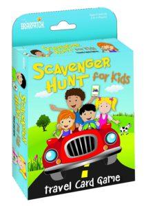 Travel Scavenger Hunt Card Game Only $7.99!