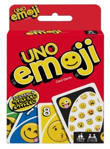 Uno Emoji Card Game Only $5.50!