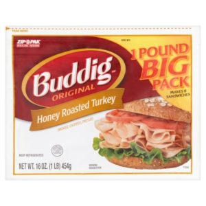 Walmart: Buddig Lunchmeat 16oz Only $1.50!