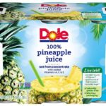 Dole Pineapple Juice 6-Pack Only $2.46 ($0.41 Each)!