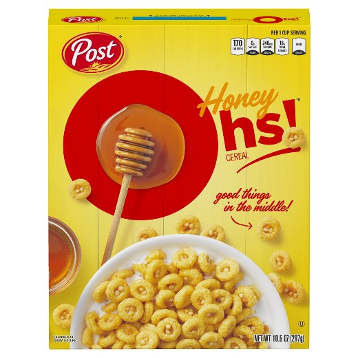 Target: Honey O's Cereal Only $0.59!