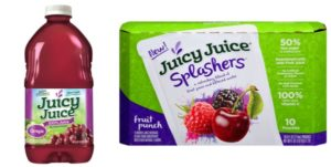 Meijer: Juicy Juice Splashers and Bottled Juice Only $0.50!