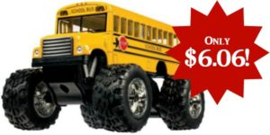 Monster Bus Only $6.06!