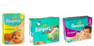 Kroger: Pampers Diapers Jumbo Packs Only $2.99!