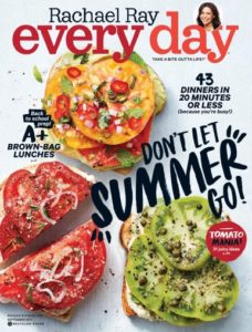 Rachael Ray Every Day Magazine Subscription Only $4.95!