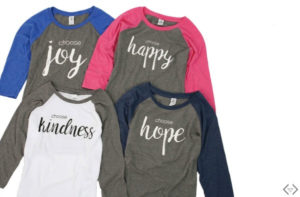 Choose Raglan Tees Only $16.95 + FREE Shipping! (reg. $29.95)