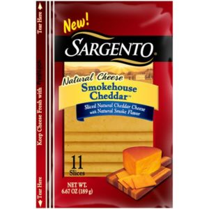 Target: Sargento Natural Cheese Slices Only $0.81!