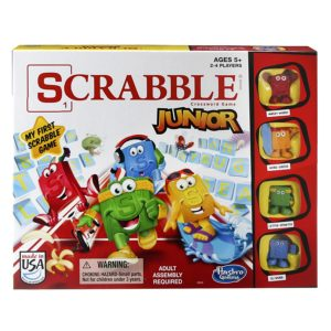 Scrabble Junior Game Only $12.99!