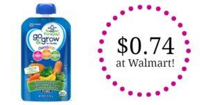 Walmart: Similac Go & Grow Pouches Only $0.74!