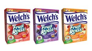 Walmart: Welch's Fruit Rolls Only $1.00!