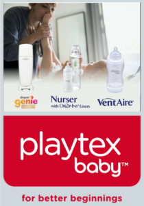 Upcoming Sale on Playtex Baby Bottles and Diaper Genie Pails at Target!