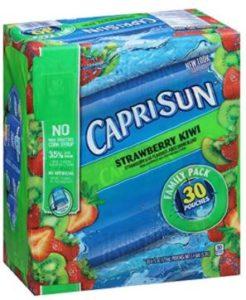 Capri Sun Kiwi Strawberry 30-Count Pack as low as $6.11!