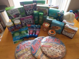 Kroger Mega Sale Shopping – Spent $34.27 , Saved $110.65!