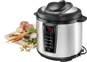 Insignia Multi-function 6-Quart Pressure Cooker Only $39.99! (reg. $99.99)