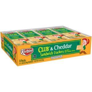 Walmart: Keebler Club Sandwich Crackers Only $0.68!