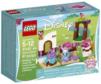 LEGO Disney Princess Berry's Kitchen Building Kit