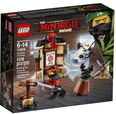 LEGO Ninjago Spinjitzu Training Building Kit