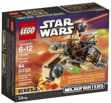 LEGO Star Wars Wookiee Gunship Set