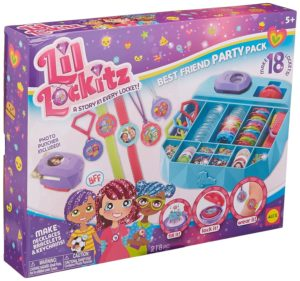 **HOT** Lil Lockitz Best Friend Party Pack Only $8.62 (Reg. $40)!