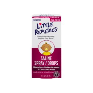 CVS: Little Noses Saline Spray/Drops Only $0.07!