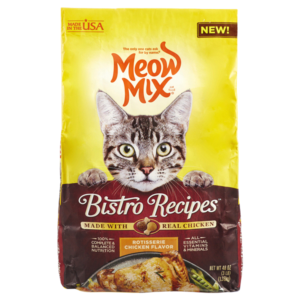 Meijer: Meow Mix Bistro Favorites Cat Food Only $1.50!