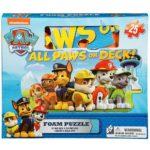 Paw Patrol Foam Floor Puzzle Only $8.95!
