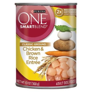 Meijer: Purina ONE SmartBlend Wet Dog Food Only $0.50!