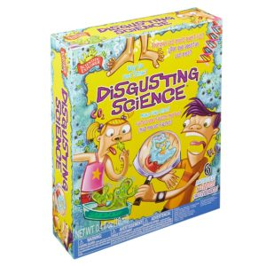 Scientific Explorer Disgusting Science Kit Only $6.79! Lowest Price!