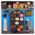 Super Jumbo Value Deluxe Family Halloween Makeup Kit Only $5.95!