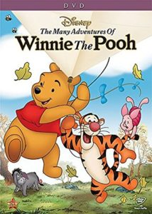 The Many Adventures of Winnie the Pooh on DVD Only $5.99!