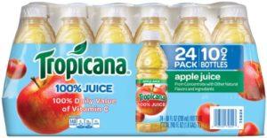 Tropicana Apple Juice 24-Packs as low as $8.54 ($0.36/Bottle)!