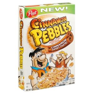 Kroger: Cinnamon Pebbles Cereal Only $0.78!