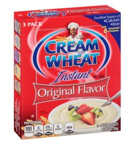 Walgreens: Cream of Wheat Only $0.50!