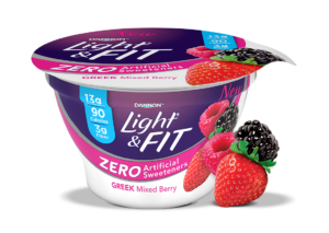 Walmart: Dannon Single Cup Yogurt Only $0.50!