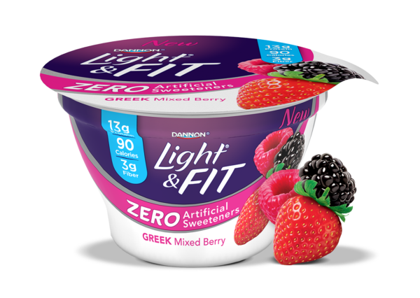 Kroger: Dannon Light U0026 Fit Greek Yogurt Only $0.25!
