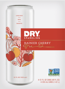 Target: Dry Sparkling Water 4-packs Only $2.89! (reg. $5.99)