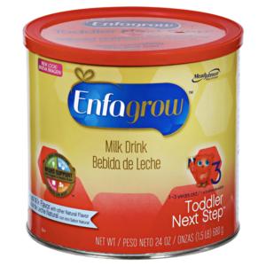 Meijer: Enfagrow Toddler Formula Only $13.48!
