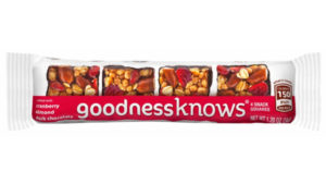 Kroger: Goodness Knows Snack Squares Only $0.50!
